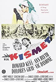 Kismet (1955) Poster - Movie Forum, Cast, Reviews