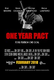 The One Year Pact Poster