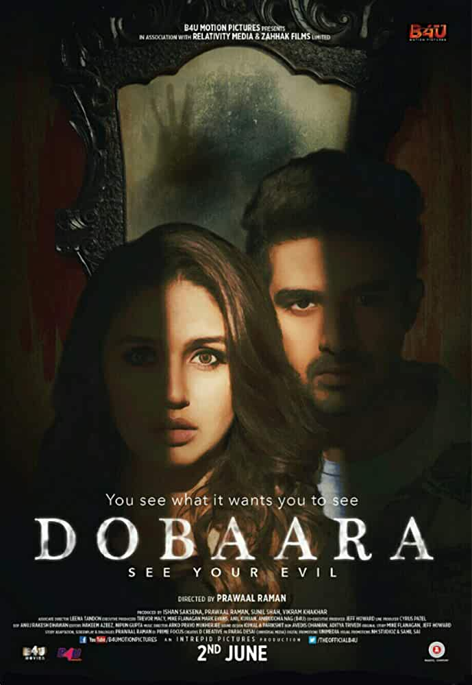 Dobaara: See Your Evil (2017) Full Movie Official Trailer Watch Online