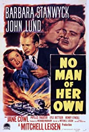 No Man of Her Own (1950) Poster - Movie Forum, Cast, Reviews