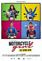 Motorcycle Girl poster