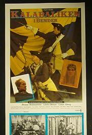 Kalabaliken i Bender Poster