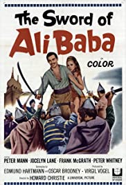 The Sword of Ali Baba Poster