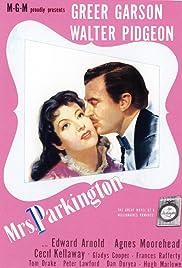 Mrs. Parkington Poster