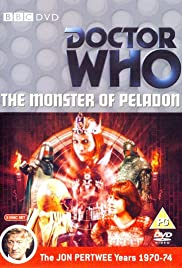 The Monster of Peladon: Part Three Poster
