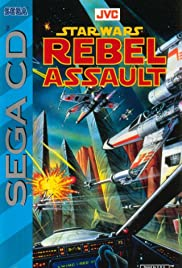 Star Wars: Rebel Assault Poster