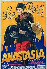 Anastasia, die falsche Zarentochter Poster