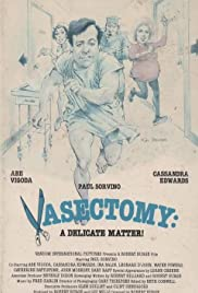 Vasectomy: A Delicate Matter Poster