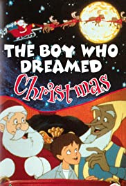 Nilus the Sandman: The Boy Who Dreamed Christmas Poster