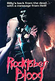 Rocktober Blood (1984) Poster - Movie Forum, Cast, Reviews