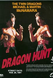 Dragon Hunt (1990) Poster - Movie Forum, Cast, Reviews