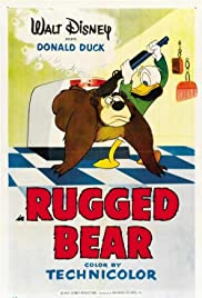 Rugged Bear (1953) Poster - Movie Forum, Cast, Reviews