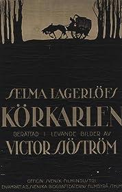 The Phantom Carriage (1921) poster