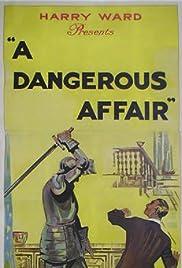 A Dangerous Affair Poster