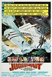 Juggernaut(1974) Poster - Movie Forum, Cast, Reviews
