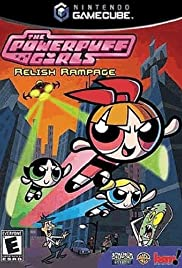The PowerPuff Girls: Relish Rampage Poster