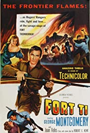 Fort Ti (1953) Poster - Movie Forum, Cast, Reviews