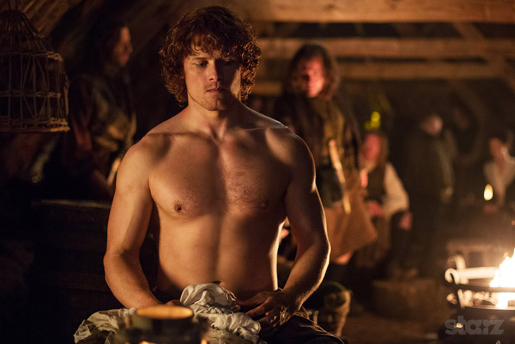 Outlander S02E01 – Through a Glass, Darkly