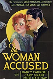The Woman Accused (1933) Poster - Movie Forum, Cast, Reviews