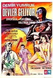 Demir Yumruk: Devler geliyor (1973) poster