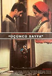 Üçüncü Sayfa(1999) Poster - Movie Forum, Cast, Reviews