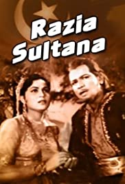 Razia Sultana Poster