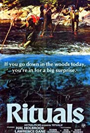 Rituals (1977) Poster - Movie Forum, Cast, Reviews