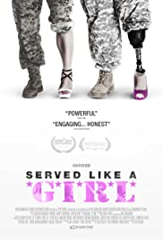 Served Like a Girl Poster