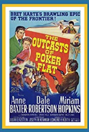 The Outcasts of Poker Flat (1952) Poster - Movie Forum, Cast, Reviews