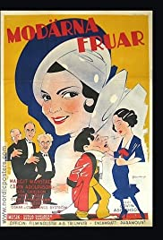 Modärna fruar Poster