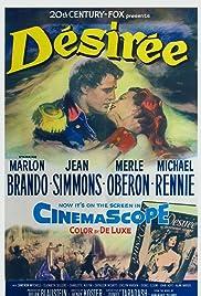 Désirée(1954) Poster - Movie Forum, Cast, Reviews