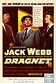 Dragnet (1954) Poster - Movie Forum, Cast, Reviews