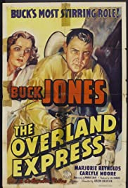 The Overland Express Poster