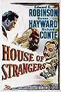 House of Strangers (1949) Poster