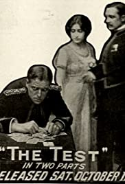 The Test Poster
