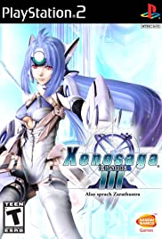 Xenosaga Episode III: Also Sprach Zarathustra Poster
