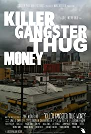 Killer Gangster Thug Money Poster