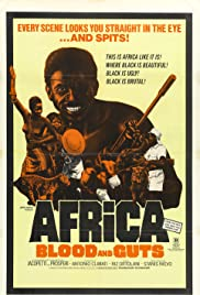Africa: Blood and Guts(1966) Poster - Movie Forum, Cast, Reviews