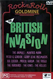 Rock 'N' Roll Goldmine: The British Invasion Poster