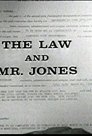 The Law and Mr. Jones Poster