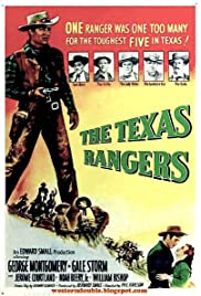 The Texas Rangers (1951) Poster - Movie Forum, Cast, Reviews