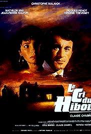 Le cri du hibou Poster