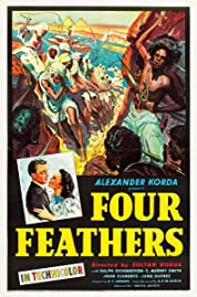The Four Feathers poster