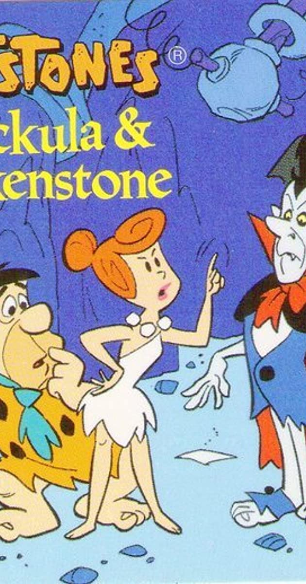 flintstones meet rockula and frankenstone dvd player