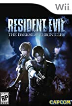 Primary image for Resident Evil: The Darkside Chronicles