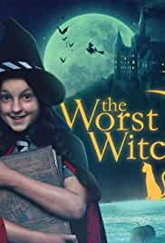 The Worst Witch Fernsehserien Poster