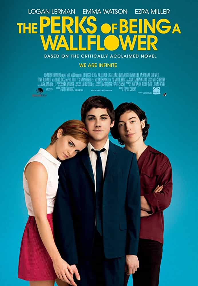 The Perks of a Being a Wallflower >> 30 seconds Review and Trailer