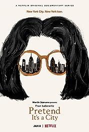 Pretend It's a City - Season 1 poster