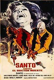 Santo contra el doctor Muerte Poster