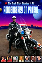 Roddenberry on Patrol Poster